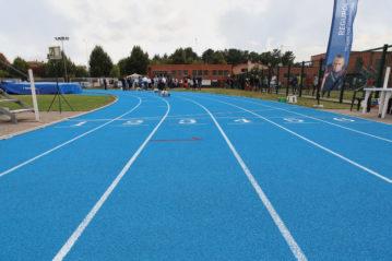Pista di atletica Centro sportivo polivalente - Treviglio