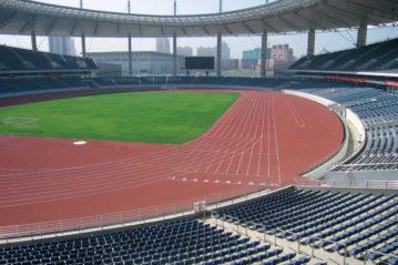 Xinjiang Sports Centre, Urumqi - Cina