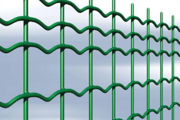 Cavatorta - Metallurgica Abruzzese - Replax T-Sport - Stilplax - produzione fili e reti metalliche per recinzione in rotoli o pannelli