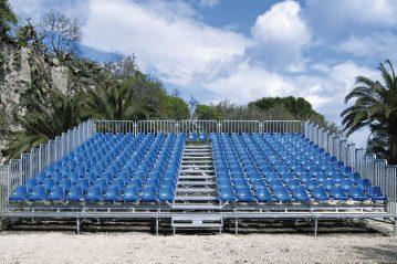 Tribuna per spettacoli - Taormina (Me)