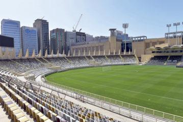 Al Nahyan Stadium - Abu Dhabi, Emirati Arabi Uniti