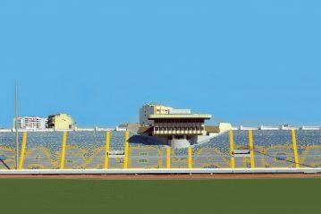 Grand Stade Mohammed V, Casablanca - Marocco