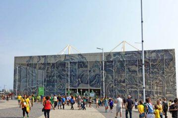 Rio de Janeiro, Parque dos Atletas