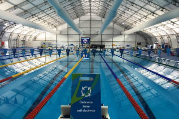 Rio de Janeiro,  Estadio Olimpico de Desportos Aquaticos