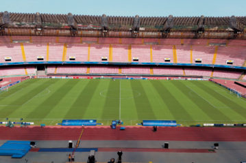 Stadio S. Paolo, Napoli