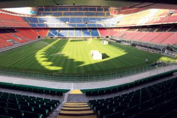 Stadio Giuseppe Meazza (San Siro), Milano