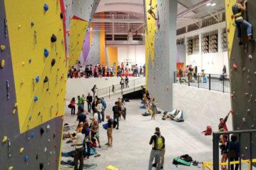 sint roc - pareti per arrampicata sportiva e boulder - parchi aerei