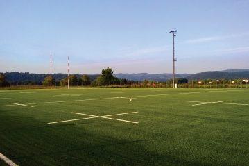 Campo da rugby sintetico Rhino-Turf (Vicenza) - 2016