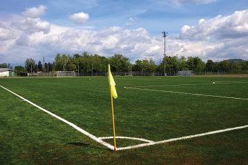 Campo calcio sintetico (Manzano) - 2016