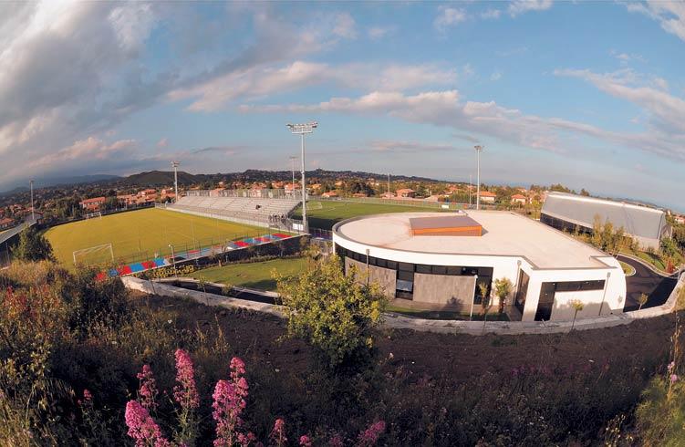 Mascalucia Ct Centro Sportivo Torre Del Grifo Village