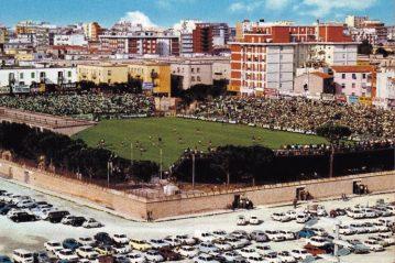Lo stadio nel 1969