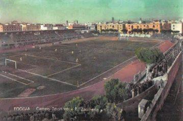 Lo stadio nel 1950