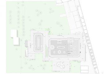 Planimetria generale dell'impianto