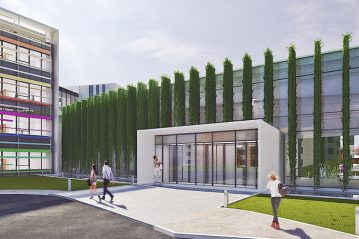 Vimercate (MB), Energy Park (rendering  by Ray Render Lab)