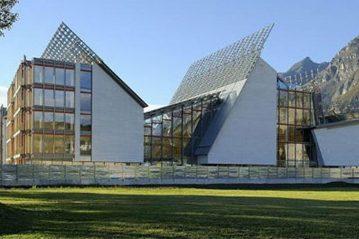 Trento, il MUSE (Renzo Piano)