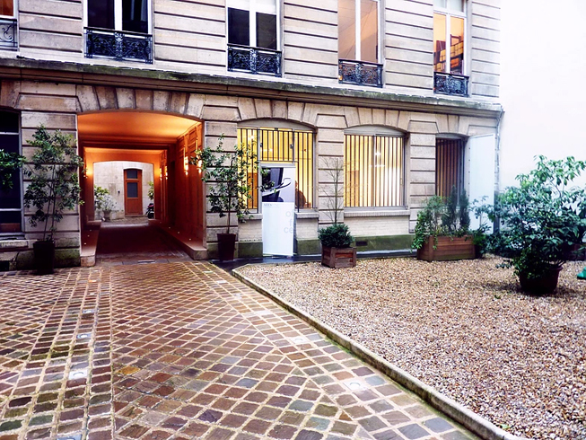 casa CDN Milano - sede parigi