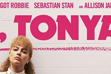 Particolare del manifesto per la pellicola I Tonya