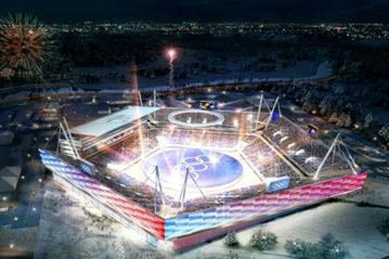 Pyeong Olympic Stadium