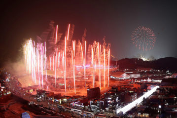 Corea 2018 - Apertura dei giochi il 9 febbraio