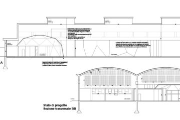 sezione stato di progetto