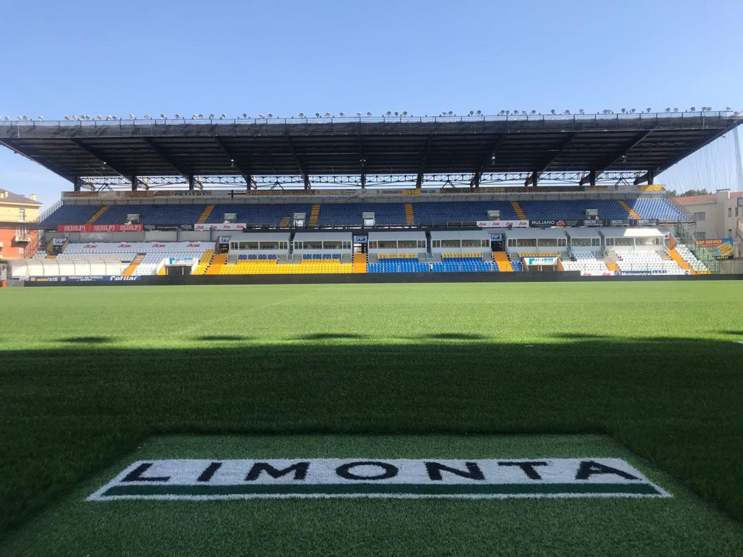 """Il """"Tardini"""" di Parma"""