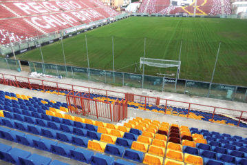 OMSI - sports seats and armchairs for stadiums, arenas and sports facilities - eco-friendly seats