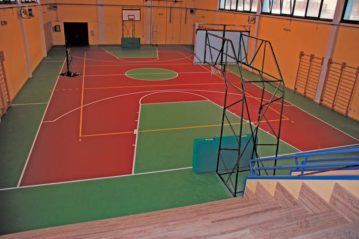 SAMA - construction of sports facilities, roofs and stands
