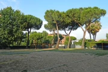 """Rome,  """"Simpatiche Canaglie""""area"""