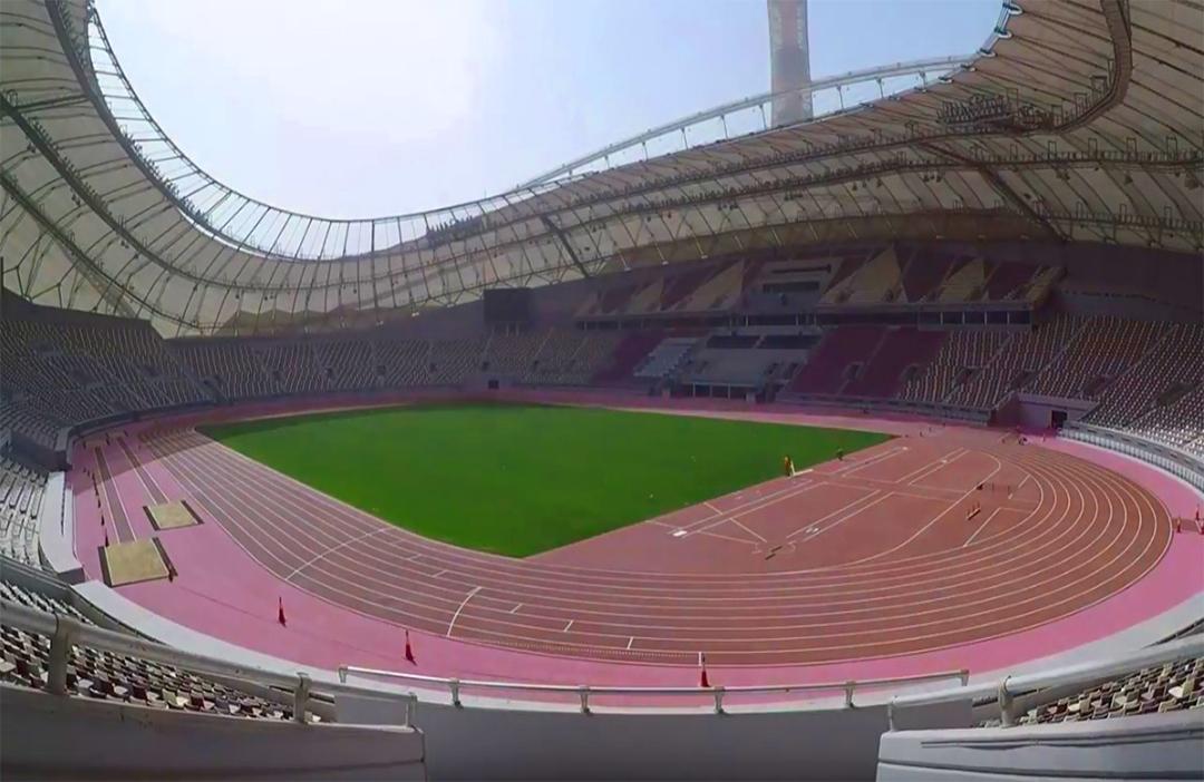 Doha pista Mondo