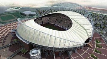 Il Khalifa Stadium a Doha