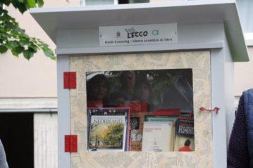 Bookcrossing a Lecco città