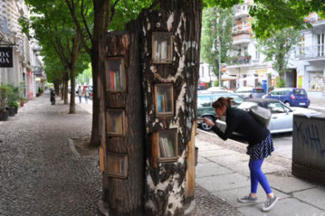 Book Forest a Berlino