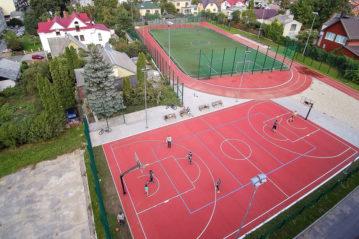 mondo - pavimentazioni sportive Mondo - piste di atletica - futsal - padel fornitore ufficiale Worl Padel Tour - World Athletics - Olympic Games - Uefa Futsal