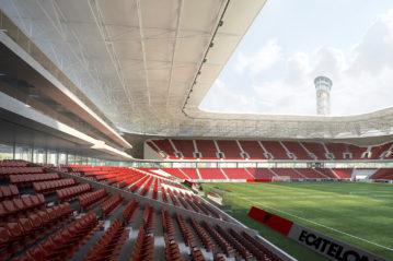 Tirana National Stadium: la proposta 2014 di Progetto CMR