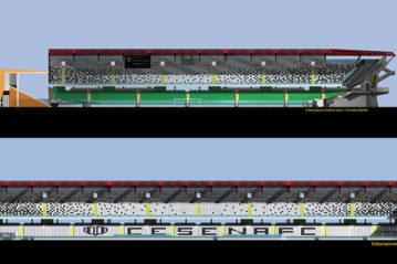 stadium rendering