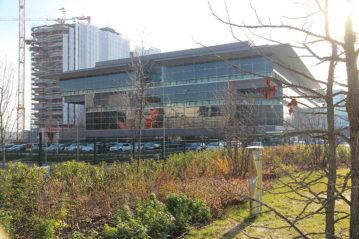 Centro Ricerche Pirelli - Laboratori e uffici