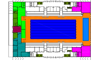 Caserta - Stadio del nuoto