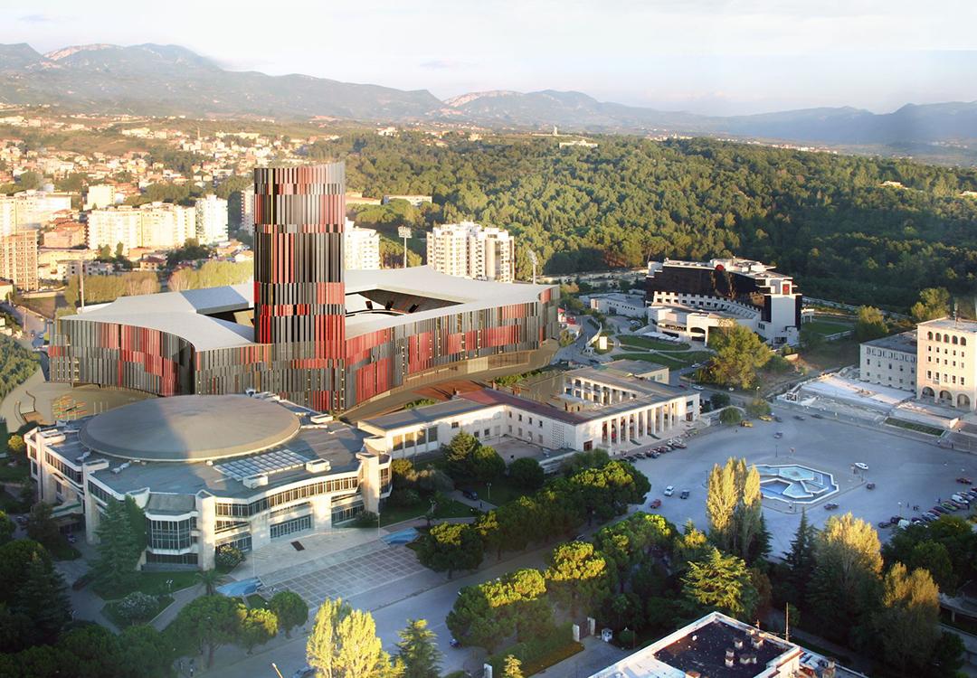 Tirana introduzione