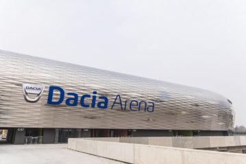Esterni dello Stadio Friuli, progetto Archea (foto Matteo Favi)