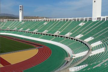 Sedute Omsi: stadio di Agadir, Marocco