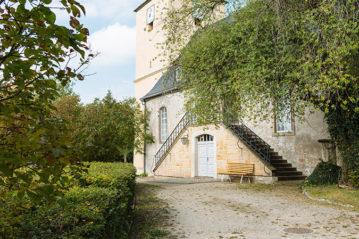 Kirche Mellingen (ph. Henry Sowinski)