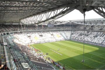 Sedute Mondo: Juventus Stadium, Torino