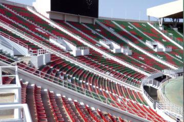 Sedute Omsi: stadio di Rabat, Marocco