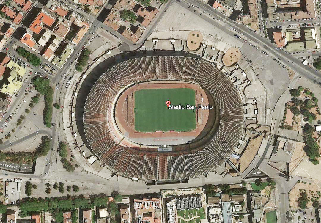 san paolo google earth