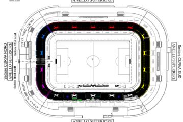 Benevento - Stadio Ciro Vigorito