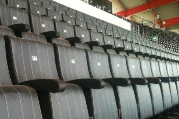 Sedute Mondo: Stadio Friuli, Udine