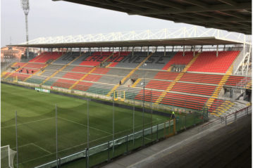Sedute Bericoplast: stadio Zini, Cremona