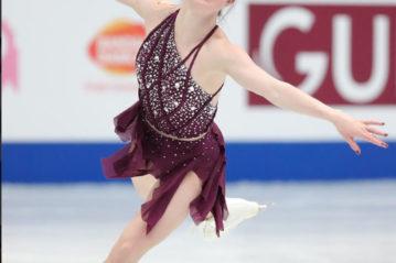 Mariah Bell, USA