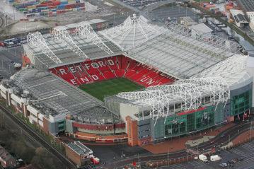 L'Old Trafford di Manchester.