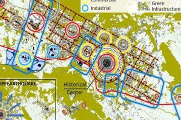 L'Aquila città delle reti